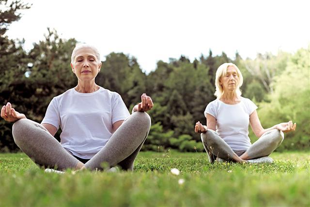 人的意念不單屬於精神層次,它會影響身體內五臟六腑的協調性,可謂物質與精神是一性的。(Fotolia)