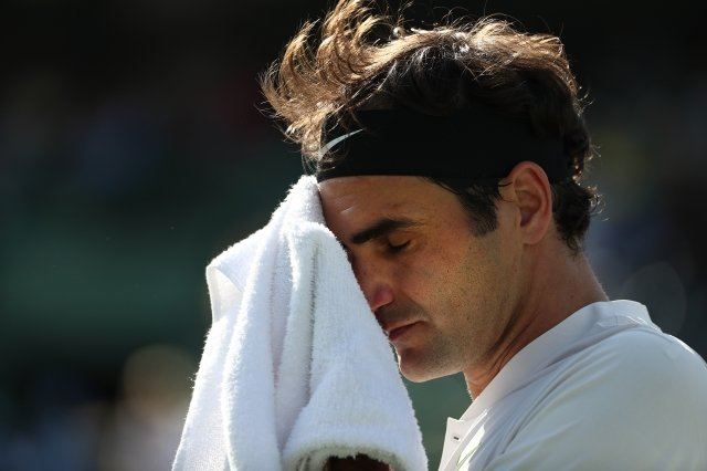 費德勒。(Getty Images)
