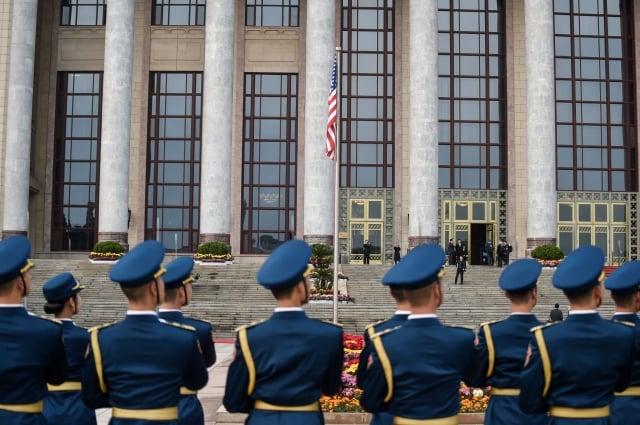 中共國務院新人事塵埃落定,外界關注未來美中台三方關係如何發展。(Getty Images)
