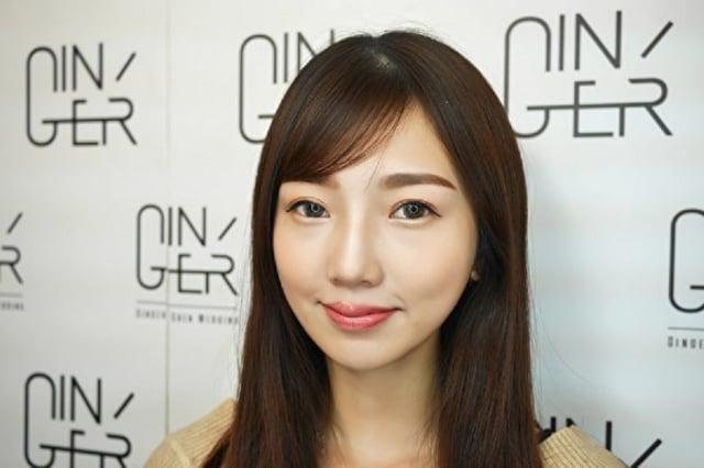 輕透妝感展現自己的自信與氣質,提升面試好感度。(奧美公關提供)