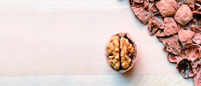中醫看來,核桃主要的功用是補腎和命門。(Fotolia)