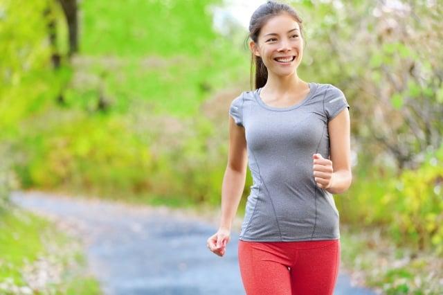 無論選擇什麼運動,最重要的是堅持規律地做。(Fotolia)