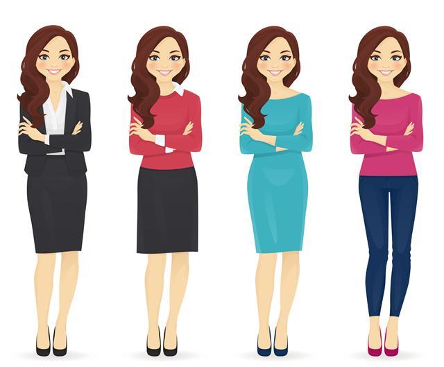 整個時代趨勢造成女性投入社會工作的機會大增。(Fotolia)
