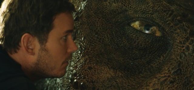 《侏羅紀世界:殞落國度》電影劇照。