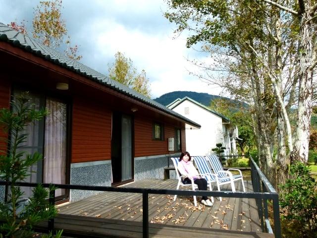 宜興園是以居家生活為基點設計的民宿。