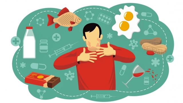現代人外食居多,飲食習慣容易偏差,就可能會造成免疫球蛋白發生延遲性反應,加重慢性過敏的症狀。(Fotolia)