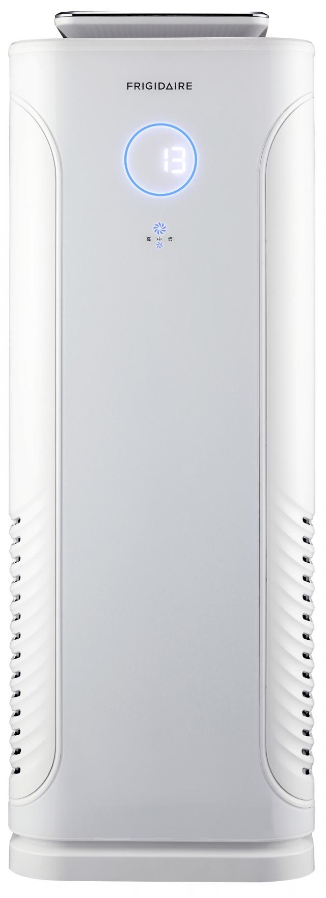 富及第_CADR500智慧型空氣清淨機 。(富及第提供)