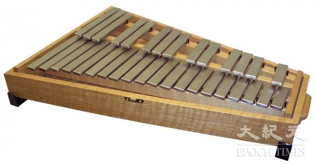 鐘琴是移調樂器。