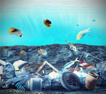 【王健專覽】無處可去的塑膠垃圾