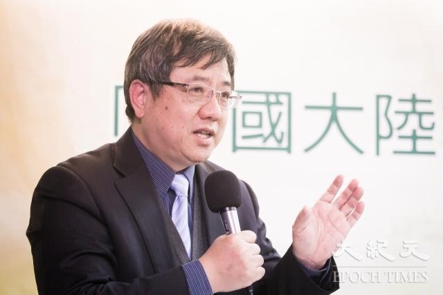 中華經濟研究院大陸所所長劉孟俊。圖為資料照。(記者陳柏州/攝影)