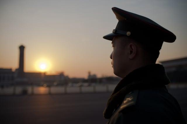 中共5月以來已任免9個國家15名大使,分析認為,這是現政權借洗牌重組外交領域,不排除牽扯反腐打虎行動。 (Getty Images)