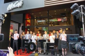 麥當勞2.0旗艦店首發 西門町18日登場