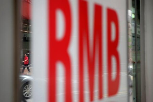 美國財長梅努欽週日(10月21日)表示,未來不排除改變衡量「匯率操縱」的認定標準。這將使川普政府有機會將中國大陸列為「匯率操縱國」。(AFP)