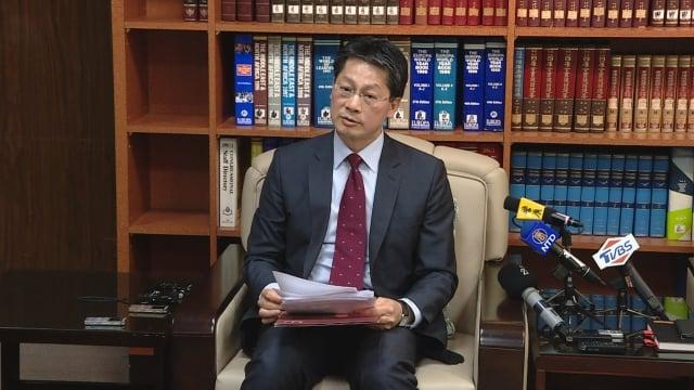 美國舉辦宗教自由會議,台灣受邀參加,對此,外交部表示,台灣在此議程推動上,可扮演重要角色。(新唐人電視台提供)
