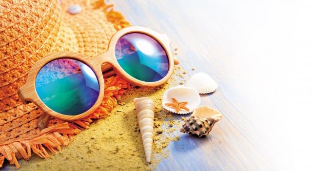 夏日正是戶外活動旺季,紫外線卻常常破表,不只皮膚要防晒,眼睛也要防晒。(Fotolia)