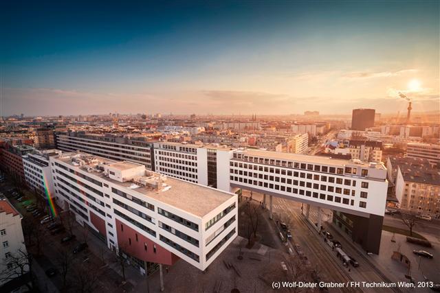 非歐盟學生就讀奧地利國立大學,每學期僅需支付7百多歐元學費。(天下留學中心提供)