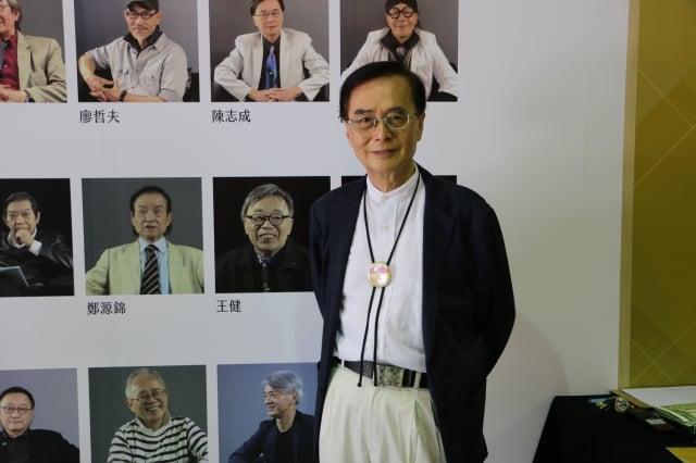 卓異設計家陳志成。(攝影/莊宜真)