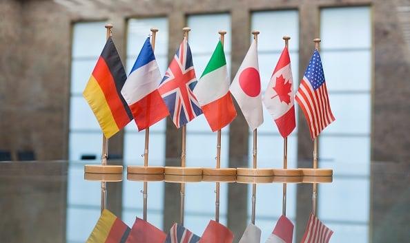 歐盟正準備聯手美國、日本,推動對世界貿易組織(WTO)的改革。圖為示意圖。(Thomas Trutschel/Photothek via Getty Images)