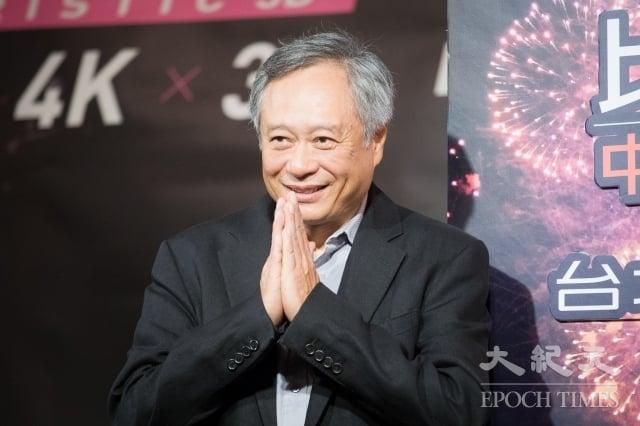 美國導演工會8月16日宣布,將頒給台灣導演李安「終身成就獎」,並讚揚李安是一位傳奇導演。圖為資料照。(記者陳柏州/攝影)