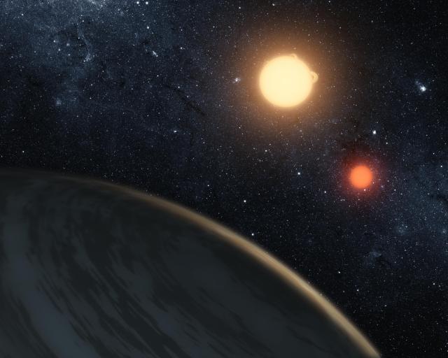 馬謝表示,她年幼時曾因心跳和呼吸驟停而「死亡」,感受到自己與宇宙合而為一,對宇宙的一切無所不知。(NASA/JPL-Caltech/T. Pyle via Getty Images)