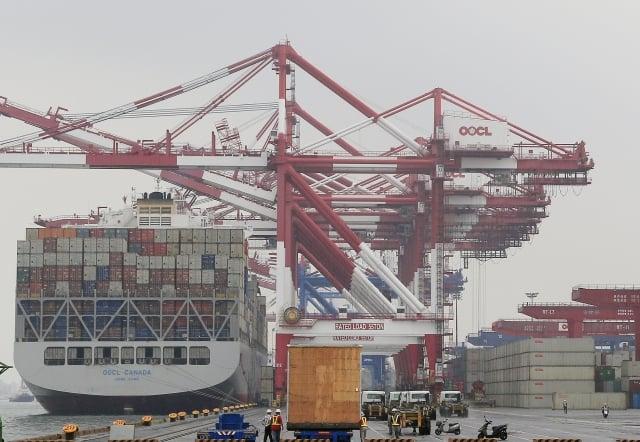 機械公會預估,今年機械出口仍有10%的成長空間。(中央社)