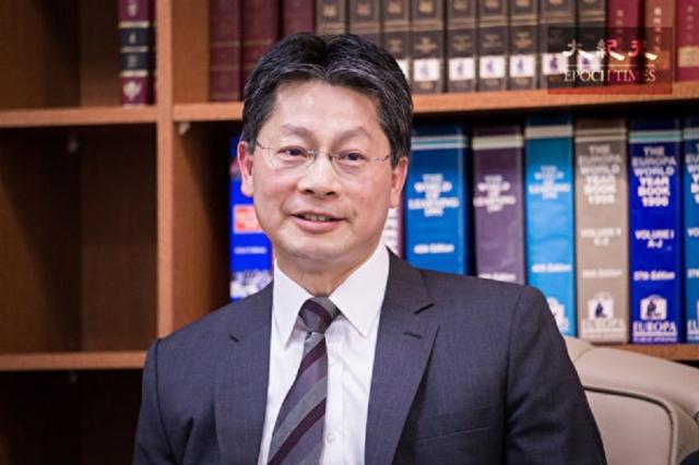 外交部發言人李憲章說,邦交與非邦交是台灣外交重要的雙頭馬車。(記者陳柏州/攝影)