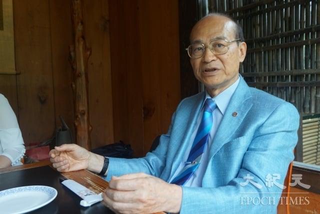 立吉富建設執行董事張順立,亦擔任今年國藝之友會會長。(記者謝平平/攝影)