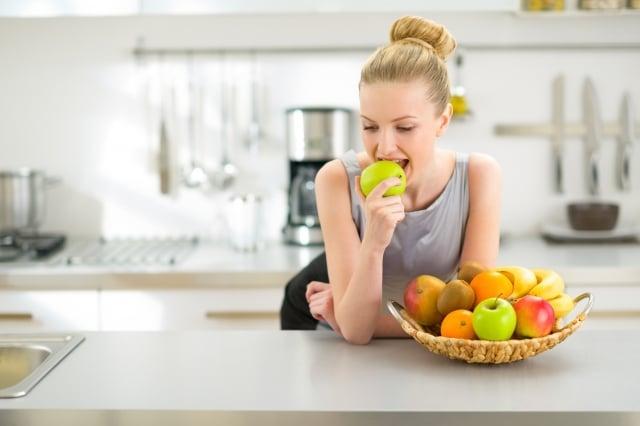 在正確時間吃水果,健康快樂沒負擔。(Fotolia)