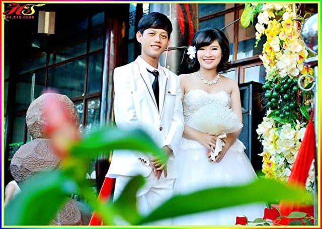 潘清海和他的妻子。(DKN.tv)