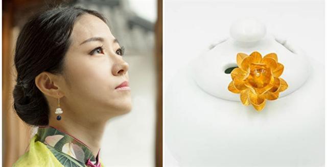 華裔設計師田甜珍惜傳統,嚮往古代生活方式,創辦「雲坊」,傳播中華文化