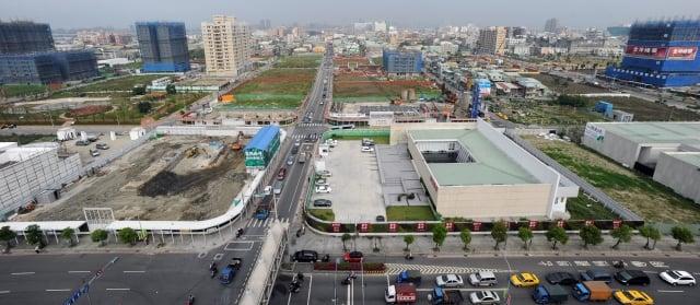 經濟部28日公布閒置工業地合計344筆。圖為示意照。(AFP)