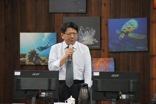 屏東縣長潘孟安提到,明年燈會的成敗關鍵,首重於交通環節,他懇請交通部全力支持。