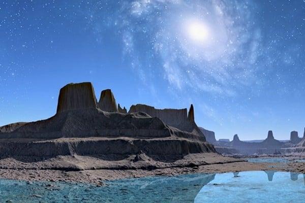 科學證明,「天上方一日,地上已千年。」這句話並非神話,而是宇宙的真實存在。(pixabay.com)