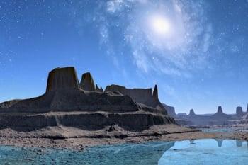 「天上一日 地上千年」 科學證明並非神話