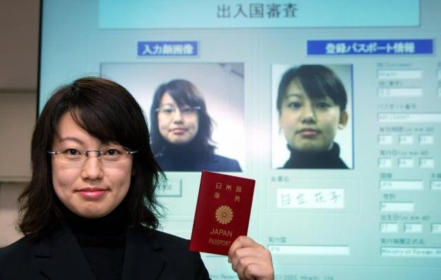 日本成為2018全球「最強護照」,可以在享受免簽證或抵達簽證的情況下進入全球190個目的地。(TOSHIFUMI KITAMURA/AFP/Getty Images)