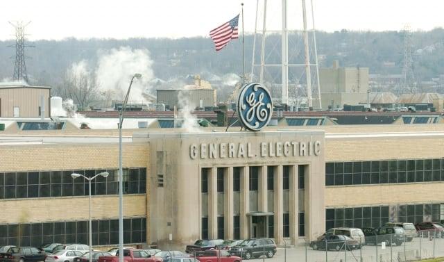 美方表示,中共間諜的目標是GE航空集團等公司的航太專家。圖為GE公司示意圖。(Getty Images)