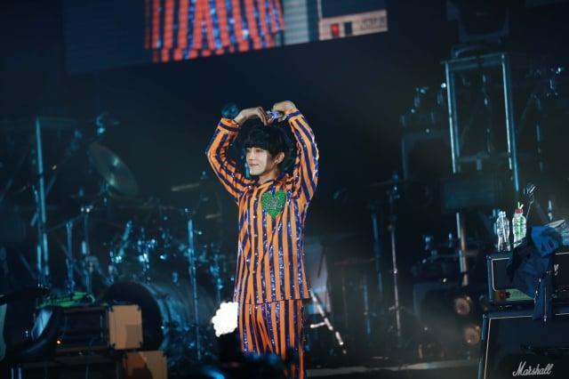 畢書盡「My Best Moment」亞洲巡演首站於10日晚間自香港展開。(KKLIVE提供)