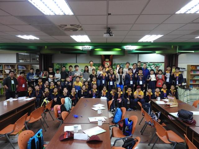 台港師生共學交流活動圓滿達成任務。