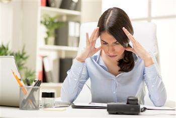 壓力大緊張 小心腦血管堵塞