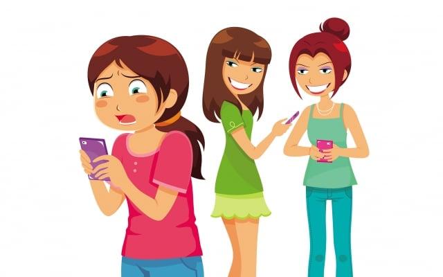 每個人都要為自己在網路上的言論負責,避免變成「鍵盤殺人」幫凶;對於被網路霸凌的親友,則要多給予鼓勵與關懷,使他感到無限溫暖。(Fotolia)