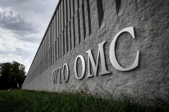 帕特森表示,西方國家原以為幫助中國加入WTO可以改變中共,但是這個如意算盤落空了。(FABRICE COFFRINI/AFP/Getty Images)