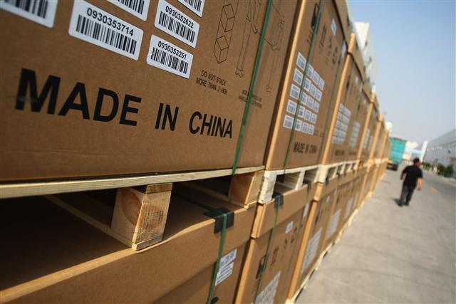 中共的「中國製造2025」計畫,成為解決美、中貿易戰的最大障礙之一。(Feng Li/Getty Images)