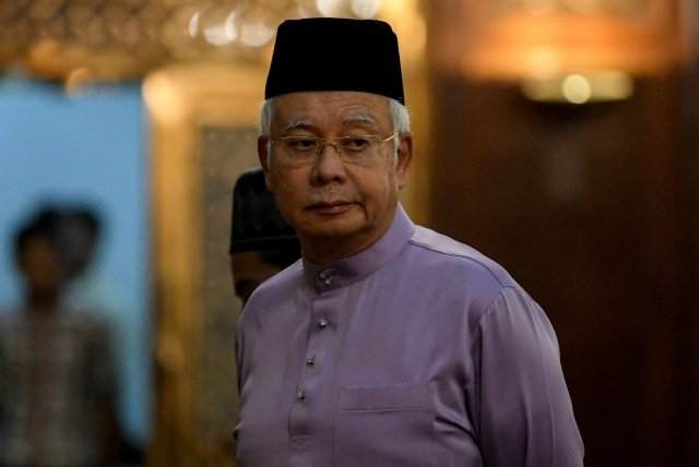 馬來西亞前總理納吉創立的「一馬公司」陷入貪汙醜聞,美國司法部週四針對該案起訴2名前高盛銀行家。(Getty Images)