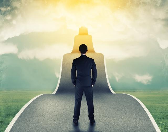 「放棄」,是最容易的決策。而「繼續」,則是最困難的抉擇。(123RF)