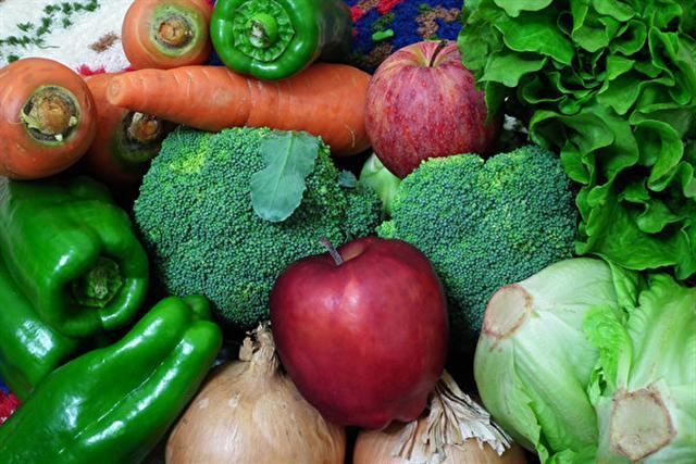 蔬果還有豐富的植化素,就是自然存在蔬果中的化合物,能幫助人體提升機能。(大紀元檔案照)