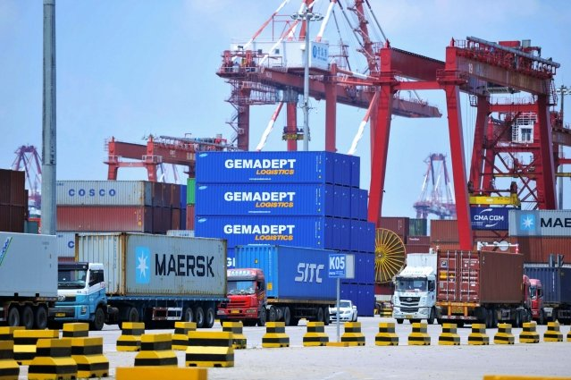 兩家美國商會的一項調查顯示,有三分之一的公司表示,由於貿易戰,他們打算轉移到中國以外的地區生產商品。(Getty Images)