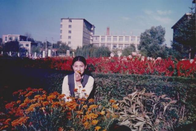 吉林省舒蘭市法輪功學員宋冰。(取自明慧網)