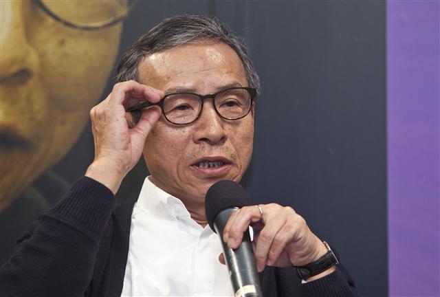 導演吳念真表示,「台灣很小,受不了分裂與敵意」,勿因政治選擇不同,而把對方當敵人。圖為資料照。(記者余鋼/攝影)