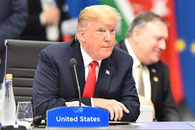 美國總統川普。(Amilcar Orfali/Getty Images)
