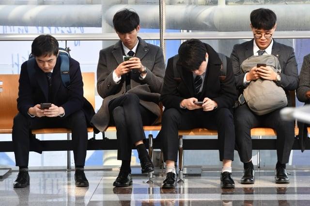 韓國的投資與就業情況低迷,準財長洪南基表示憂心。圖為示意照。(AFP)